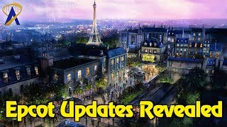 Download Ratatouille, Future World transformation and more coming to Epcot Video