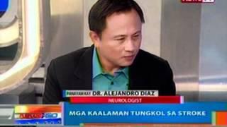 Download NTG: Ano ang stroke at paano ito maiiwasan? (031912) Video