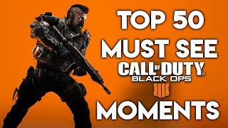 Download TOP 50 MUST SEE COD BLACKOUT MOMENTS Video