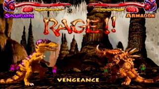 Download Primal rage- Gamecube- Full game- Sauron Video