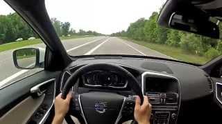 Download 2015 Volvo XC60 T6 Drive-E Platinum - WR TV POV Test Drive Video