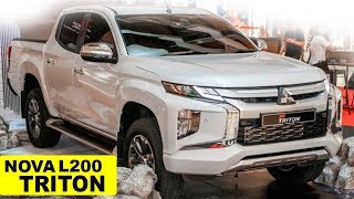 Download NOVA MITSUBISHI L200 TRITON 2020 SUPER TECNOLÓGICA Video