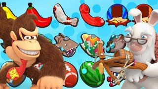 Download Mario + Rabbids Donkey Kong DLC - All Weapons Video