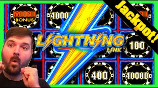 Download AS IT HAPPENS! LIGHTNING LINK JACKPOT HAND PAY in Kansas City W/ SDGuy1234 Video