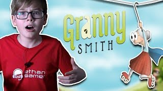 Download GRANNY HAS ROLLER SKATES!!? xD Video