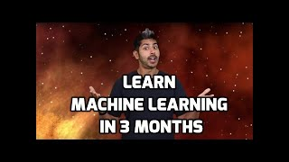 Download Learn Machine Learning in 3 Months (with curriculum) Video