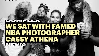 Download From LeBron James to Steph Curry: How Cassy Athena Became NBA's Go-To Photographer Video