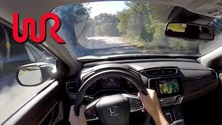 Download 2017 Honda CR-V - WR TV POV Backroad Drive Video