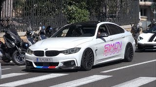 Download BMW 435i Gran Coupe Stage 2 Simon Motorsport - LOUD POPS & BANGS! Video