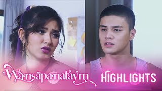 Download Wansapanataym: Gelli asks to see her family Video