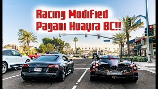 Download World's ONLY Tuned and Modified Pagani Huayra BC!! Video