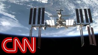 Download LIVE: Russian cosmonauts conduct ISS spacewalk Video