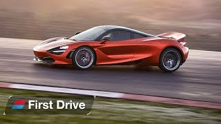 Download McLaren 720S 2017 first drive review Video