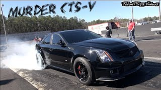 Download Murdered Out CTS-V Sedan Is No Joke Video