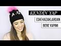 Download Kendin Yap ~ DIY ~ ESKİ KAZAKLARDAN BERE YAPIMI ~ Çok Kolay Çok Pratik Video