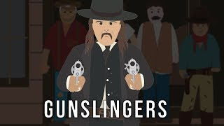 Download Gunslingers of the Wild West Video