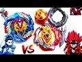 DISARMED: Z Achilles 11.Xt+ vs Cho-Z Valkyrie .Z.Ev-Valt vs Aiga-Beyblade Burst Turbo Z Battle 37