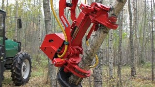 Download Naarva S23 stroke harvester & firewood processor - S23-sykeharvesteri Video