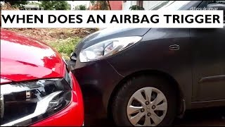 Download When Does An Airbag Trigger Video