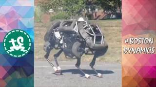 Download [ULTIMATE] Boston Dynamics Robot Dancing to Music Vine Compilation (2016)    #BostonDynamics Video