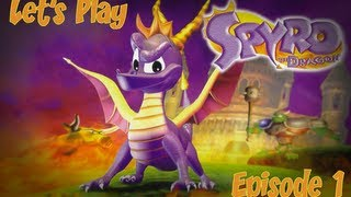 Download Let's Play Spyro the Dragon (Ep 1) Video