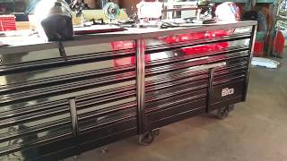 Download Snap-on Mr. Big toolbox tour , J Young , Harbour Frieght , Matco tools , Cornwell ,#HKFGIVEAWAY Video