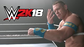 Download WWE 2K18 - Cena (Nuff) Edition Reveal Trailer Video