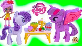 Download My Little Pony Play Doh Dress Up + Shoppies Disney Happy Places Surprise Blind Bags Video