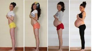 Download 9 meses de embarazo crece un sueño / Pregnancy stop motion Video