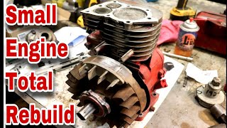 Download Small Engine Total Rebuild - with Taryl Video