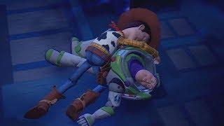 Download Woody & Sora Save Buzz Lightyear - Kingdom Hearts 3 English Dub (Toy Story) KH3 Video