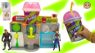 Download Prince Hans + Kristoff Go To The Grossery Gang Mushy Slushie Playset with Exclusives Video