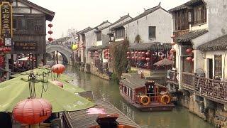 Download One Day in Suzhou/Jiangsu/China - Central Park/Guanqian/Humble Administrator Garden/Shantang 4K-UHD Video