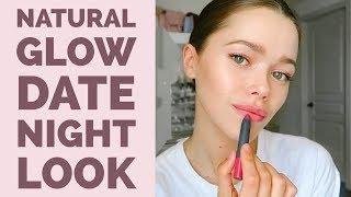 Download Natural Glow Date Night Makeup Tutorial Video
