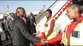 Download Ruto in Turkey for World Humanitarian Summit Video
