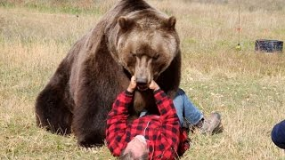 Download How to Survive a Bear Attack (Episode 1) | Good Morning America | ABC News Video