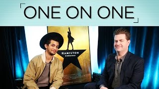 Download One on One: Jordan Fisher of HAMILTON Video