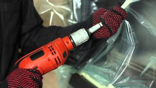 Download TORNADO rotary chimney cleaning kit Video