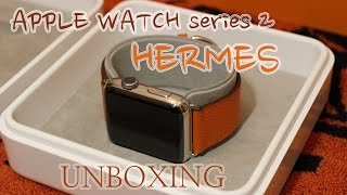 Download Apple Watch series 2 hermes edition Unboxing(42mm) Video