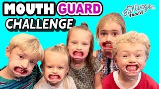 Download MOUTHGUARD CHALLENGE! ft. The Johnson Fam Video