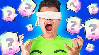 Download ULTIMATE BLINDFOLD DECK CHALLENGE! (Clash Royale) Video
