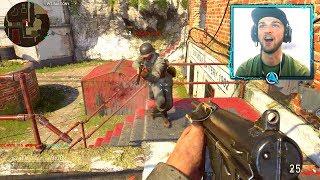 Download MY BIGGEST KILLSTREAK YET! - COD: WW2 Multiplayer Gameplay *LIVE* w/ Ali-A! Video