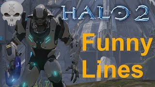 Download Lines of Halo - Halo 2 Elites (Funny Dialogue) Video