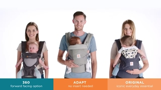 Download Which Ergobaby Baby Carrier is Right for You? Video