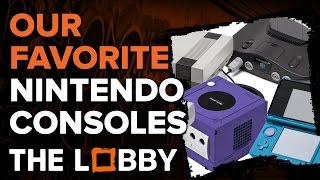 Download Our Favorite Nintendo Consoles - The Lobby Video