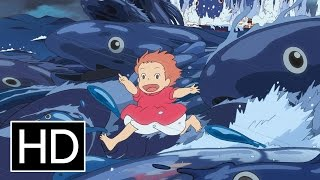 Download Ponyo - Official Trailer Video