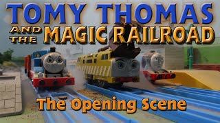 Download Tomy Thomas & The Magic Railroad Opening (2016) Video