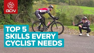 Download 5 Cycling Skills Every Bike Rider Needs Video