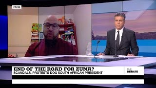 Download End of the road for Zuma? Scandals, protests dog South African president (part 1) Video