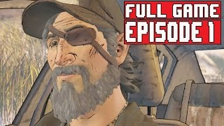 Download The Walking Dead New Frontier Episode 1 Gameplay Walkthrough Part 1 FULL GAME (1080p) No Commentary Video
